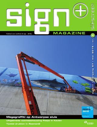 Sign+ magazine 2015-04