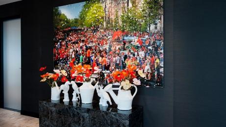 Photopanel Dibond - Fotopanelen Van der Valk