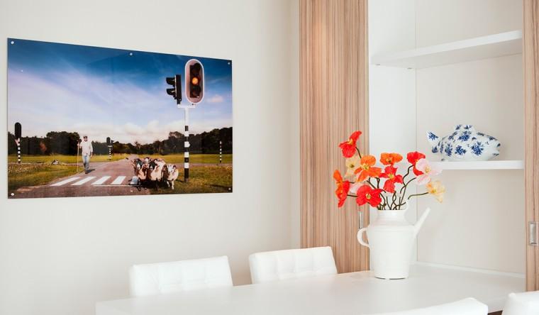 Fotopanelen Van der Valk
