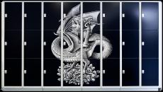 Product TS Visuals - Interieur Toepassingen | Lockers