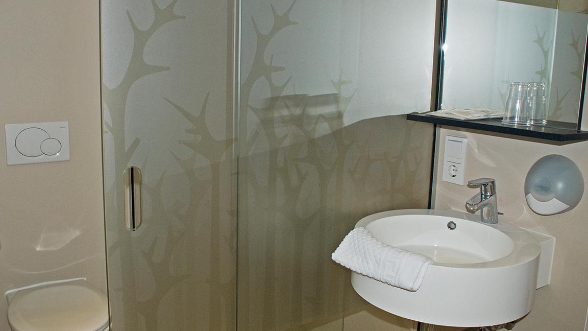 Wanddecoratie voor hotel conferentiecentrum zonheuvel
