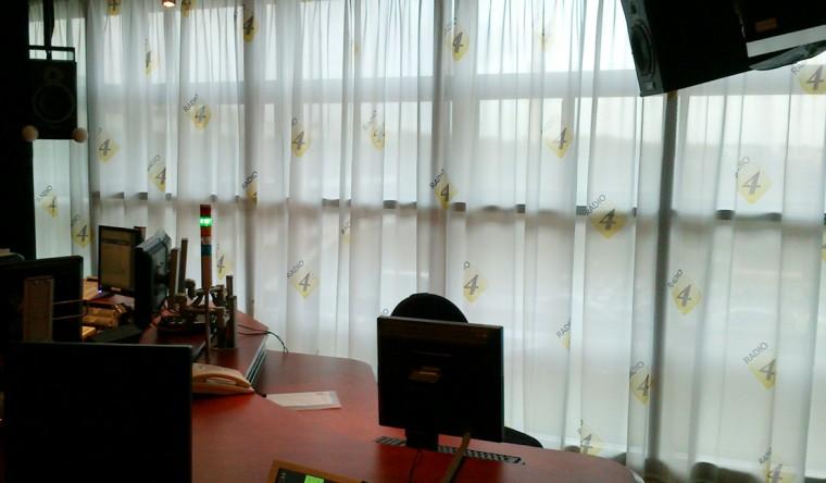 Wandbekleding NTR Studio's - Hilversum
