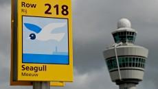 Decopanel aluminium-Sublimatie - Wayfinding & Signage - Schiphol Airport P1