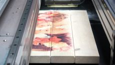 Photopanel hout - Direct UV print- fotopanelen